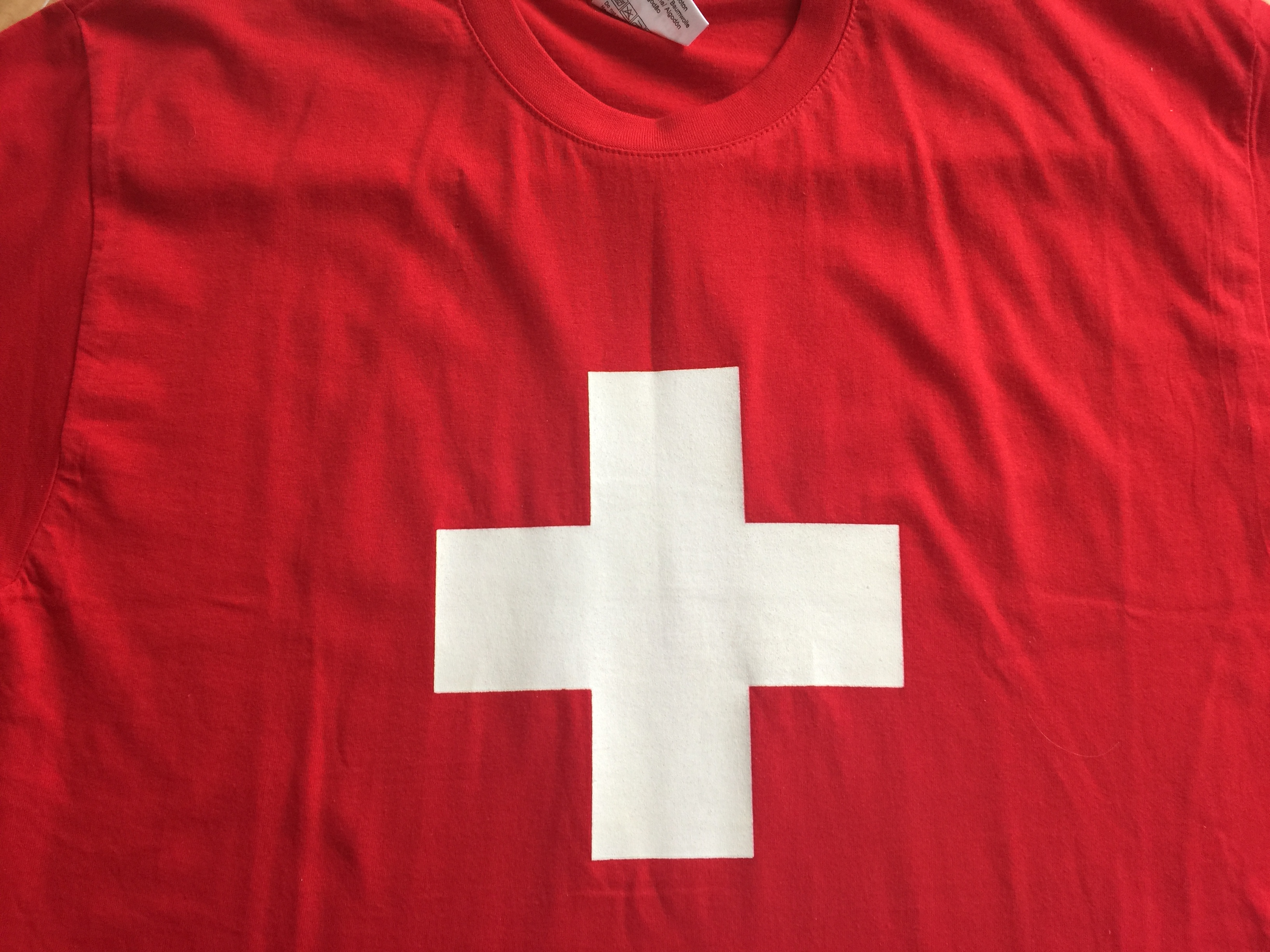 T-Shirt rot <br>Rassismus ohne mich!!!